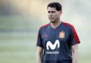 Fernando Hierro, allenatore ad interim della Spagna ai Mondiali in Russia, ha lasciato definitivamente la nazionale