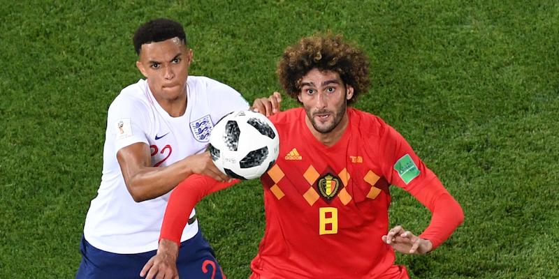 Mondiali 2018: la finale per il terzo posto tra Belgio e Inghilterra in TV ...