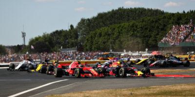 Formula 1: l'ordine di arrivo del Gran Premio d'Inghilterra