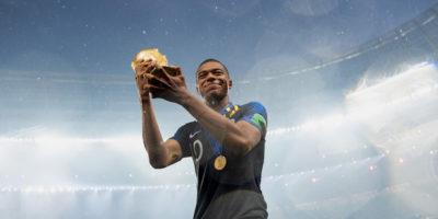 Tutte le foto della finale dei Mondiali