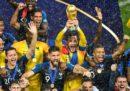 La Francia ha vinto i Mondiali