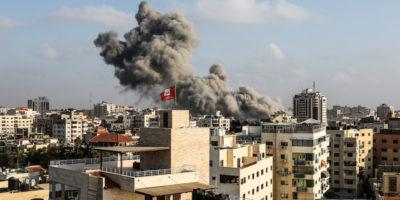 Israele ha bombardato la Striscia di Gaza