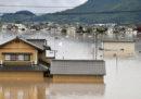 Almeno 49 persone sono morte in Giappone in seguito alle forti piogge
