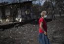 Le ultime sugli incendi in Grecia