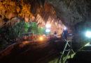 Che novità ci sono dalla grotta in Thailandia