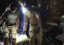 Come hanno tirato fuori i ragazzi dalla grotta