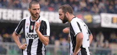 Higuaín al Milan e Bonucci alla Juventus?