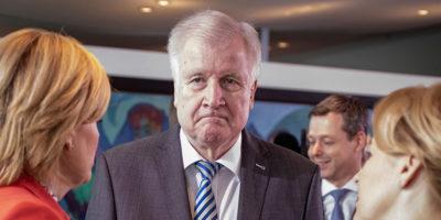 Ci sono nuovi guai per il ministro dell'Interno tedesco