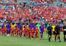Il programma della International Champions Cup, e dove vederla in tv o in streaming