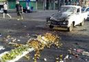 Ci sono decine di morti per una serie di attentati dell'ISIS nel sud della Siria