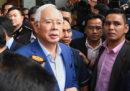 È stato arrestato l'ex primo ministro malese Najib Razak