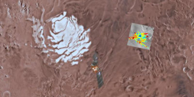 Abbiamo scoperto una grande riserva di acqua liquida su Marte