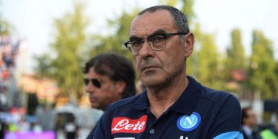 Maurizio Sarri è il nuovo allenatore del Chelsea, ha firmato un contratto di tre anni
