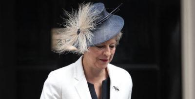Cosa succede nel governo britannico