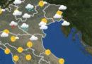 Le previsioni meteo per venerdì 13 luglio