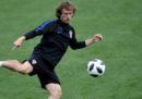 Mondiali 2018: come vedere Croazia-Danimarca in tv o in streaming