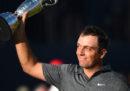 Il golfista Francesco Molinari ha vinto l'Open Championship