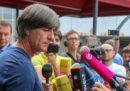 La nazionale di calcio tedesca ha confermato l'incarico al suo allenatore Joachim Löw