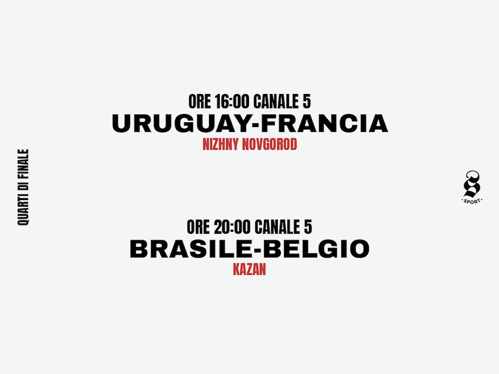 Mondiali 2018: CROAZIA INGHILTERRA Streaming e Diretta TV semifinale su Canale 5