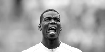 Foto in bianco e nero dai Mondiali