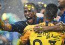Francia 4 - 2 Croazia