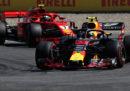 L'ordine d'arrivo del Gran Premio d'Austria di Formula 1