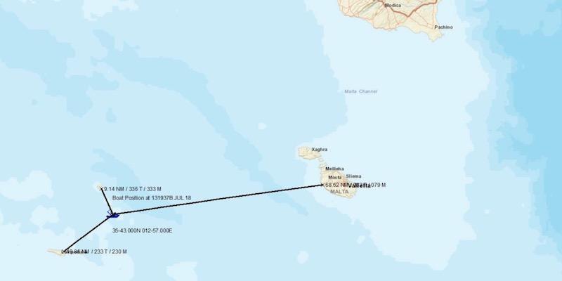 Autorizzato sbarco dei 450 migranti a Pozzallo, fermati scafisti