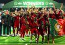 Italia-Portogallo, finale degli Europei di calcio Under-19, è finita 3-4
