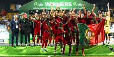 Portogallo campione d'Europa Under 19: azzurri sconfitti 4 a 3 nei supplementari