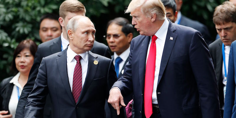 Trump cambia versione sulla Russia: