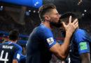 La Francia giocherà la finale dei Mondiali