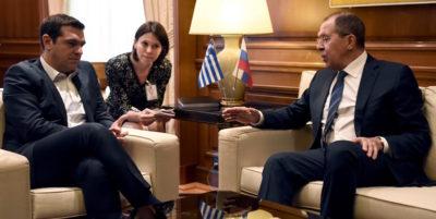 La Grecia ha ordinato l'espulsione di due diplomatici russi accusati di aver diffuso informazioni riservate
