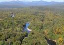 La valle del fiume Bikin, Russia