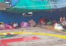 La Tunisia ha autorizzato lo sbarco dei 40 migranti a bordo della nave Sarost