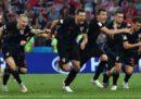 La Croazia si è qualificata alle semifinali dei Mondiali