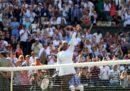 Serena Williams si è qualificata per la finale di Wimbledon: giocherà contro Angelique Kerber