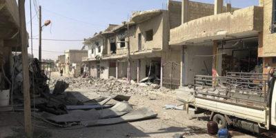 In Siria ora si combatte al sud