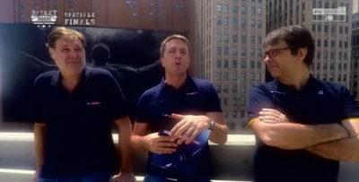 Sky Sport ha inaugurato un canale interamente dedicato alla NBA