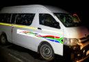 Un uomo ha ucciso 11 tassisti in Sudafrica