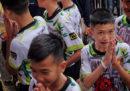 I ragazzi della grotta in Thailandia hanno parlato della loro esperienza