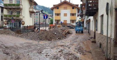 Foto e video degli allagamenti in Trentino-Alto Adige