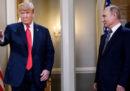 L'incontro tra Trump e Putin a Helsinki