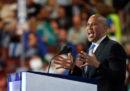 Cory Booker si è candidato alle primarie dei Democratici statunitensi per le elezioni presidenziali del 2020
