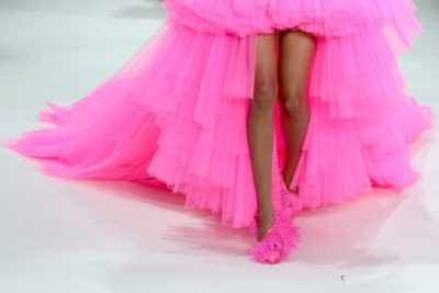 Toste in tulle