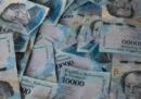 Il Venezuela toglierà cinque zeri dalle sue banconote