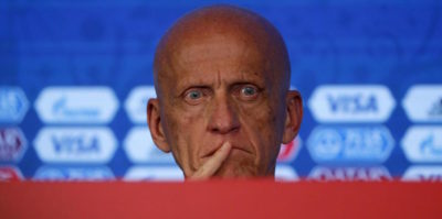 Pierluigi Collina si è dimesso dall'incarico di designatore degli arbitri della UEFA: sarà sostituito da Roberto Rosetti