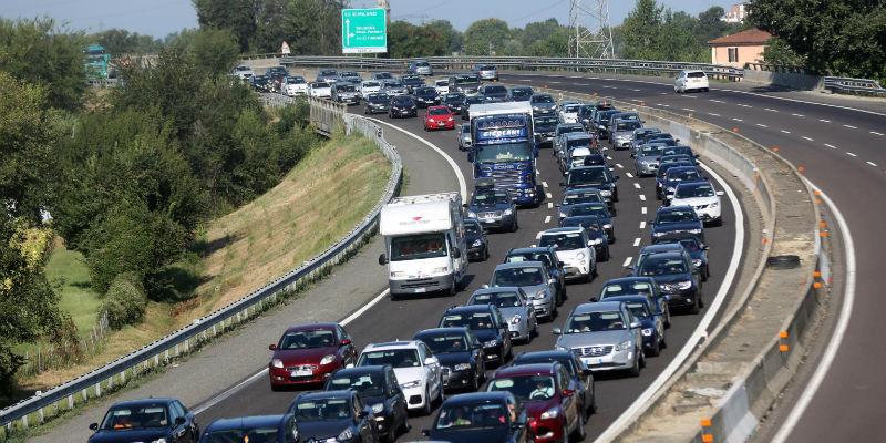 Le cose da sapere sul traffico sulle autostrade nei for Traffico autostrade in tempo reale