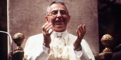 Il papa eletto con la fumata nera