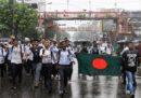 Il quinto giorno di proteste in Bangladesh per la morte di 2 studenti