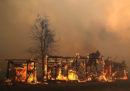 I morti per gli incendi in California sono 8